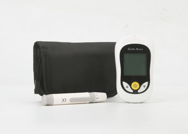 ISO 15197 Home Glucose Meter دامنه هتاکوکریت وحشی نمونه کوچک 20-70٪ HCT